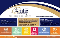 Fourth Edition of Nhp Bulletin